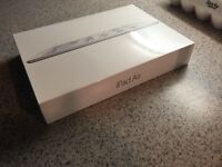 iPad Air 16GB Silver sealed box $400 only