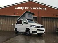 Volkswagen T5 Transporter Campervan 2014 | 130PS | Air Con | Cruise | 81k miles