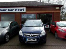 image for Vauxhall Zafira 1.7 TD Elite 5dr MPV Diesel Manual
