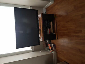 50 inch LG Tv and Blueray player