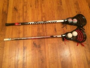 Warrior Torch Lacrosse Sticks
