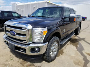 2015  Ford F-350  Diesel Long Box