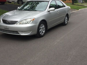 Toyota camry LE 2006 !