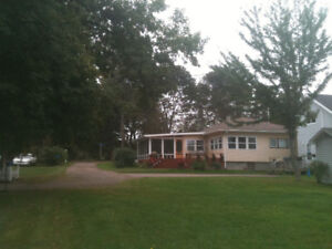 cottage shediac available for rent July 7-14