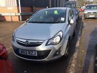 Vauxhall Corsa 1.4I VVT SXI