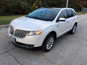2011 Lincoln MKX AWD SUV, Crossover