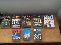 Martina Cole see bog 8 books