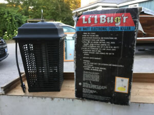 Used bug zapper
