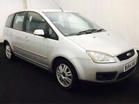 FORD FOCUS C-MAX GHIA [2004] >£950 FINAL PRICE < FULL MOT..DRIVES GREAT