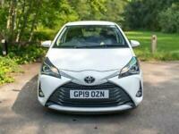 2019 Toyota Yaris 1.5 VVT-I ICON CVT [NAV] 5DR Auto Hatchback PETROL Automatic