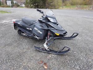 2011 Ski Doo MXZ X 800 - Rickwards Polaris