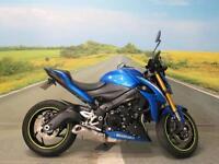 Suzuki Gsxs1000 al6 abs 2016