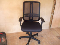 COMPUTER CHAIR ONLY $28.50