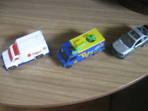 THREE OLD DINKY TOYS...ALL MATCHBOX