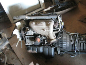 Power train from 2005 Chevy Tracker