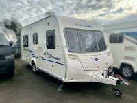 2009 Bailey Ranger GT60 460/4 Caravan