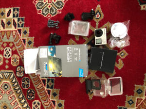 Excellent condition GoPro Hero 4 need to sell!!