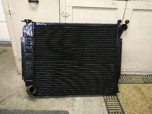 Radiator for 1970 international pick up