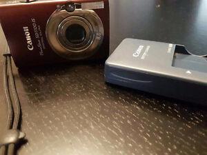 8 megapixel Cannon Compact Digital Camera