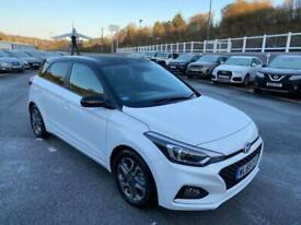 2020 Hyundai i20 1.2 MPI PLAY 5d 83 BHP Hatchback Petrol Manual