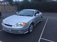 Hyundai coupe s 2004 1.6 spare repairs £350 ono