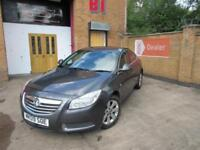 2009 Vauxhall Insignia 2.0 CDTi ecoFLEX 16v SE 5dr Manual, Hatchback in Grey