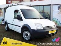 2007 (57) Ford Transit Connect T230 LWB 1.8 Tdci 90 Panel Van