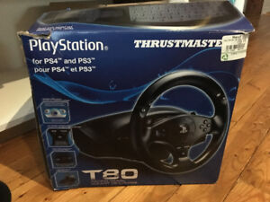 Volant pour PS4