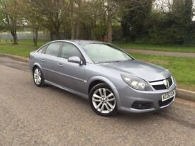 2006 Vauxhall vectra Sri-Nav!! Long M.O.T