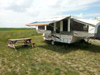 2006 palomino yearling 4100 tent trailer (WINTER SPECIAL!!)
