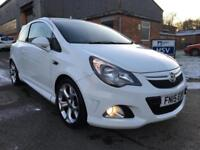 15 Vauxhall Corsa 1.6i 16v Turbo ( 192ps ) VXR. Stunning car.