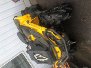 CAN AM OUT LANDER FOR SALE!