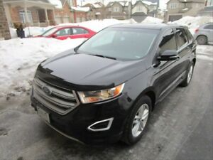 2015 Ford Edge SEL/PANO-SUNROOF/NAVI/LEATHER/HEATED SEATS