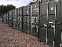 Container storage Exmouth