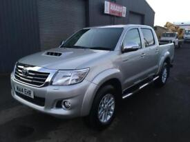 * SOLD * 2014 Toyota Hilux Invincible 3.0D-4D Double Cab 4x4 Diesel Pickup