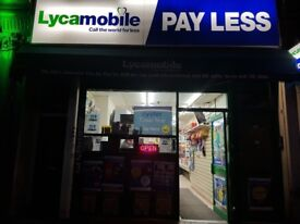 PAY LESS FOOD & WINE FOR SALE IN BALHAM , ADV REF :LM272