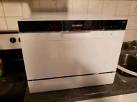 Solorock countertops dishwasher