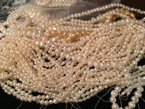 FRESHWATER PEARLS!!   Inventory clearance!