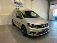 2017 Volkswagen Caddy VOLKSWAGEN CADDY HIGHLINE - DAY VAN / CAMPER - EURO 6 - SA