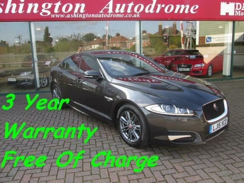 2015 Jaguar XF 2 2d [163] R Sport 4dr Auto Saloon Diesel Automatic | in  Ashington, Northumberland | Gumtree