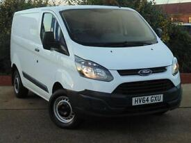 2014 Ford Transit Custom 2.2 TDCi 100ps Low Roof Van 2 door Panel Van