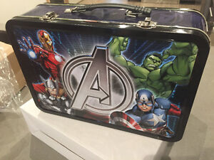 Royal Canadian Mint Collectible Set - Avengers. Mintage:3500