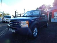 2006 Land Rover Discovery 2.7 Td V6 5 seat 5dr Full service history,2 keys,12...