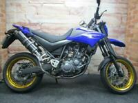 YAMAHA XT660X 2012 WITH ONLY 2351 MILES BEOWULF EXHAUSTS PLUS EXTRAS IMMACULATE for sale  Warrington, Cheshire