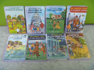 Bobbsey Twins Books