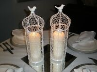 ASSORTED WEDDING DECOR / HOME DECOR