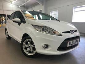 Ford Fiesta 1.25 ( 82ps ) 2011MY Zetec