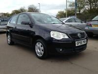 2005 Volkswagen Polo 1.2 S Long Mot Full Service History 2 Owners