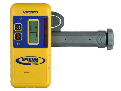 New Spectra Precision Hr320 Laser Detector Wc59 Rod Clamp Authorized Dealer