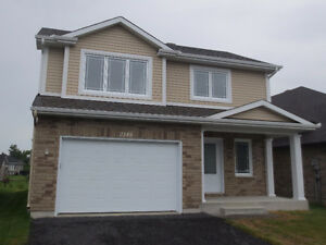 New Construction:  1500 SF Menard Built Home in New Subdivision Cornwall Ontario image 1